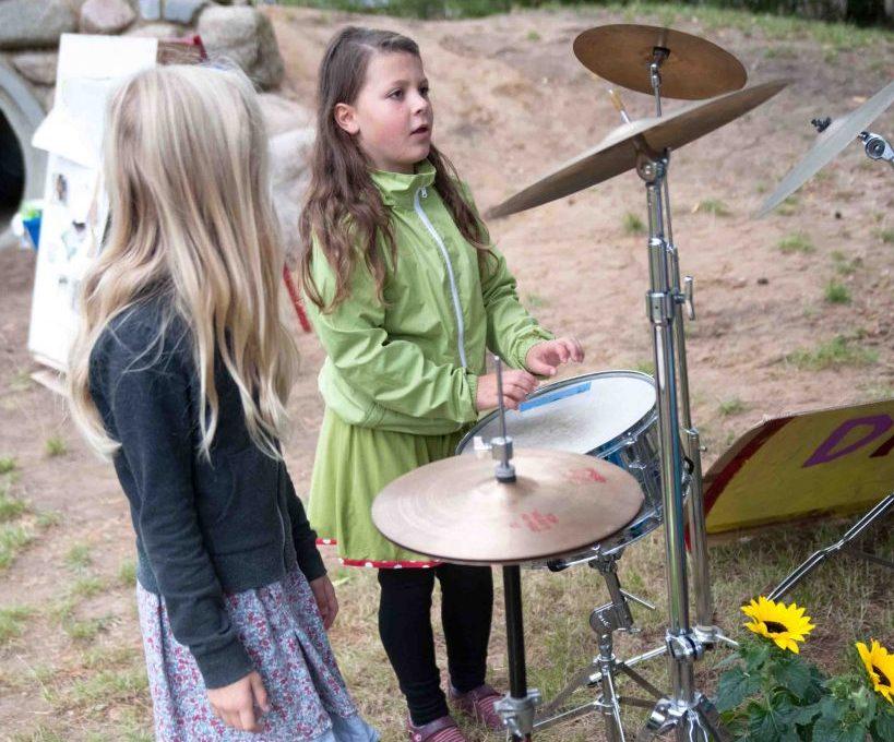 Kinder_Musik machen
